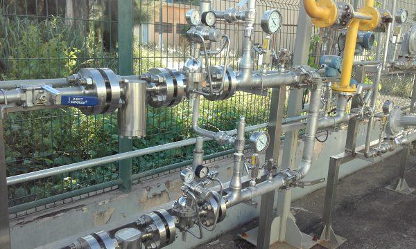 hydrogen pressure regulators