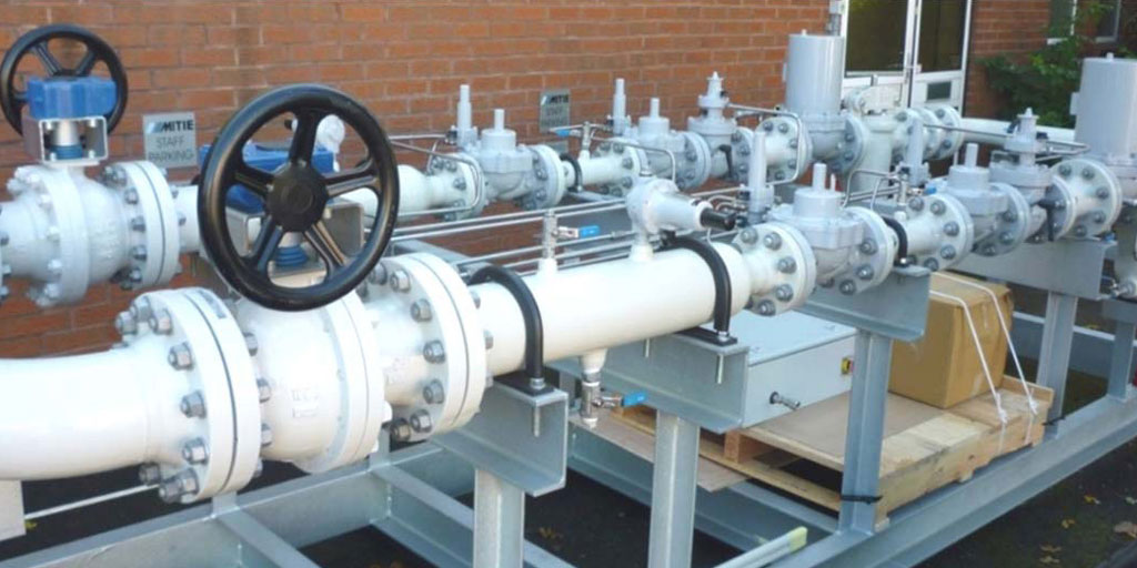 gas-pipes