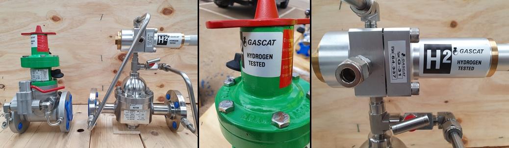 hydrogen control systems