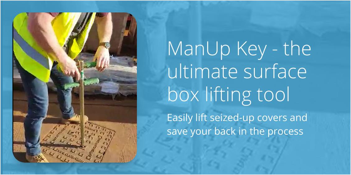 manhole lifting key